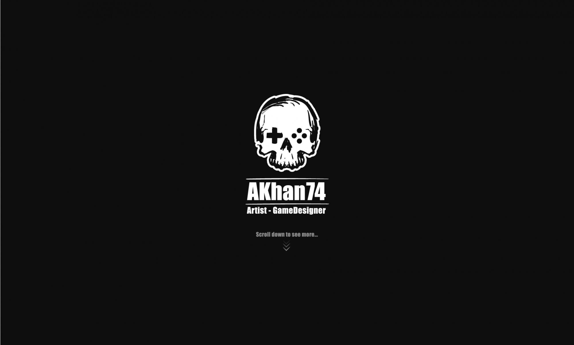 AKhan74 - Game Designer / Artist